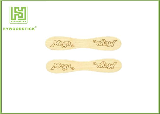 Short Natural Wood Sticks Non - Flavor With CIQ Certificated Smooth Surface
