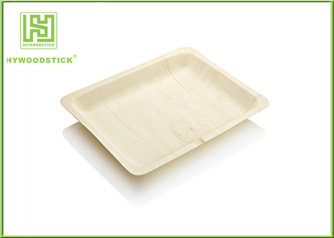 Odorless Elegant Disposable Plates  Medium Wooden Serving Platters Well Polished  sc 1 st  Quality Natural Wood Sticks \u0026 Ice Cream Wooden Sticks Manufacturer & Elegant Disposable Plates  Medium Wooden Serving Platters Well ...