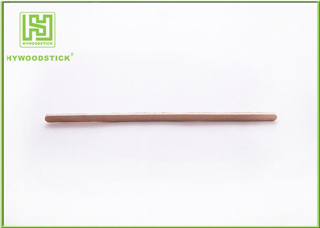 Promotion Wooden Coffee Sticks Coffee Spoon 110 / 114 / 140 / 178 / 190mm