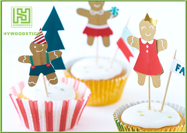 Funny Kids Birthday Cake Toppers Party Food Picks Bowling Decorations