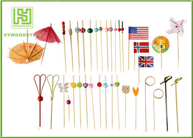Food Grade Cupcake Decorating Picks , Graduation Cupcake Picks 100pcs / Bag