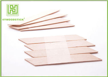 EO Sterilize Face Cream Spatula , Disposable Wooden Cuticle Sticks