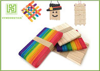 Thin Wooden Craft Sticks Round Dowel Machine Use For Educational Tool